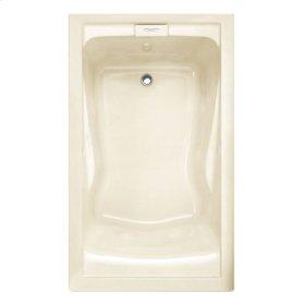 Evolution 60x36 inch Deep Soak Bathtub - Linen