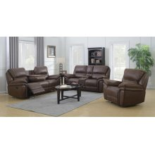 Lariat Chocolate Recliner