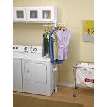 WhirlpoolLaundry Appliance Hanger Rack