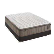 Estate Collection - Scarborough IV - Euro Pillow Top - Firm - Queen