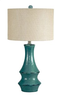 Ceramic Table Lamp (1/CN) Product Image