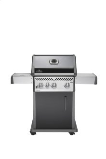 Napoleon Rogue 425 with side burner in black