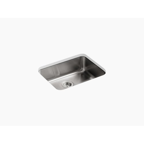 "23"" X 17-1/2"" X 7-5/8"" Extra-large Squared Under-mount Single-bowl Kitchen Sink"