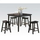 Black 5pc Pk Counter Set Product Image