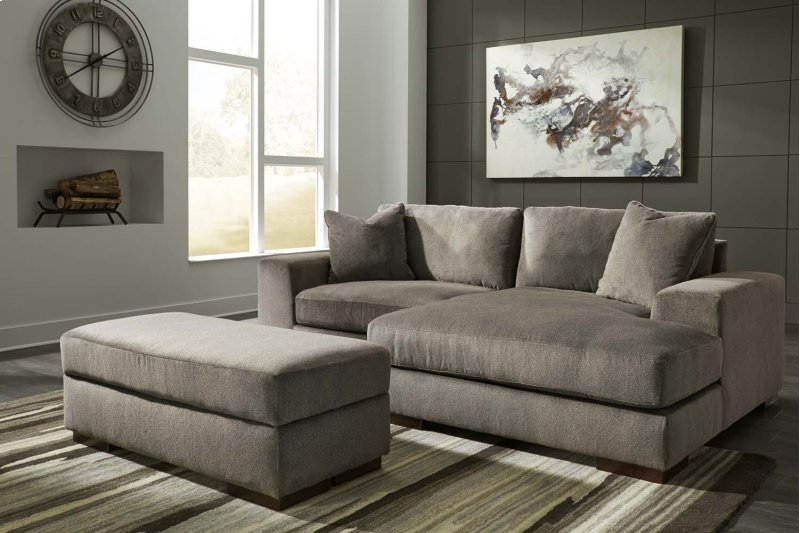 Manzani Graphite 2 Piece Sectional