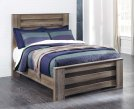 Zelen - Warm Gray 3 Piece Bed Set (Full) Product Image