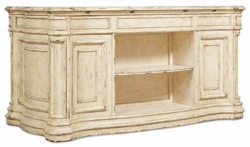 Home Office Auberose Kneehole Desk 60in