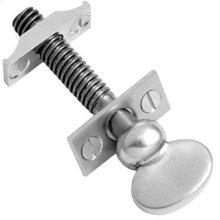 "Urban Brass Sash screw, 4 1/16"" / 3/8"" thread"