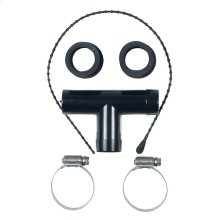 Washing Machine Siphon Break Assembly