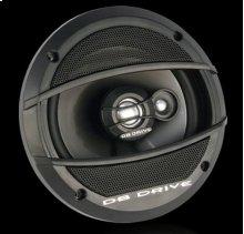 "6.5"" three-way speakers"