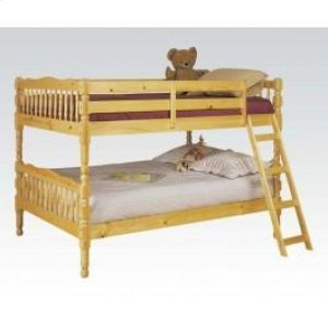 Homestead Natural F/f Bunkbed