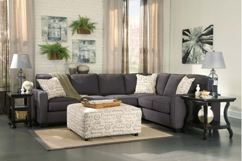 Ashley 2-Piece Sectional with LAF Loveseat