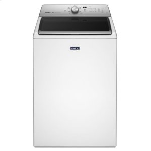 TOP LOAD LARGE CAPACITY WASHER WITH DEEP CLEAN OPTION- 5.3 CU. FT. - WHITE