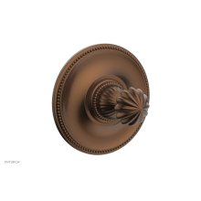 GEORGIAN & BARCELONA Pressure Balance Shower Plate & Handle Trim PB3361TO - Antique Copper