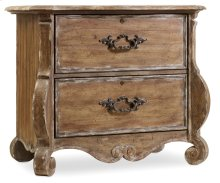Home Office Chatelet Shaped File Chest