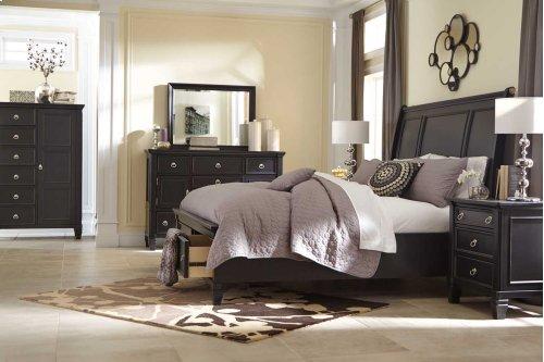 Ashley 4-Piece King Sleigh Bedroom Set