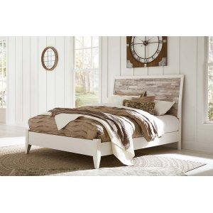 Ashley Furniture Evanni - Multi 2 Piece Bed Set (Queen)