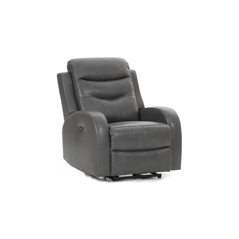 Astonishing Mlrc137Prgy1Cintercon Furniture Power Reclining Chair Onthecornerstone Fun Painted Chair Ideas Images Onthecornerstoneorg