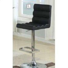 Adjustable Bar stool (Black)