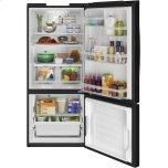 GE ENERGY STAR® 21.0 Cu. Ft. Bottom-Freezer Refrigerator