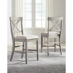Ashley FurnitureSIGNATURE DESIGN BY ASHLEYUpholstered Barstool (2/CN)