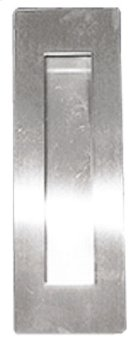 Rectangular Pocket/Cup Pull w/Rectangular Opening, US32D Product Image