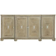 Rustic Patina Buffet in Sand (387)