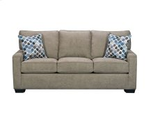 9025 Mia Sleeper Loveseat (Full Sleeper)-Latte