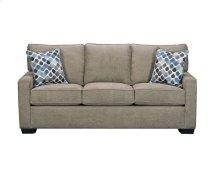 9025 Mia Sleeper Accent Chair- Swivel Desert
