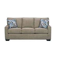 9025 Mia Sleeper Accent Chair- Swivel Desert
