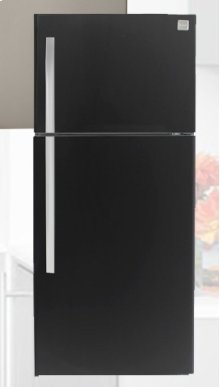 FF18D1B - Frost Free Refrigerator - Black