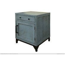 1 Drawer & 1 Door Left Night Stand
