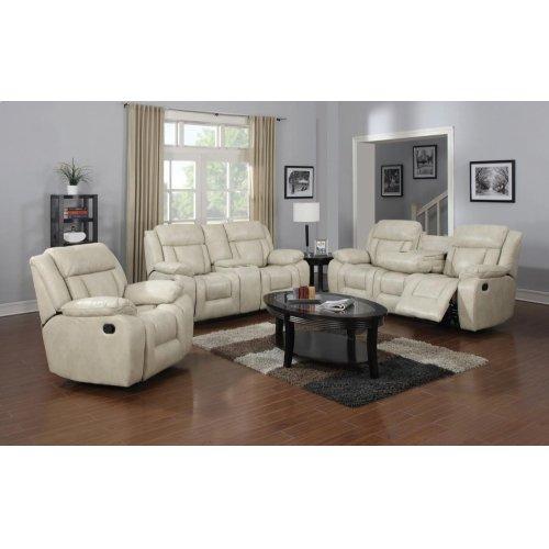 Hudson White Sofa and Loveseat