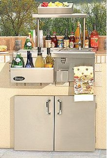 "Vintage Bartending Centers - 14"" Built-in Model"