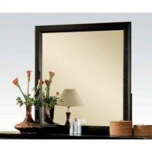 Black L.p Mirror