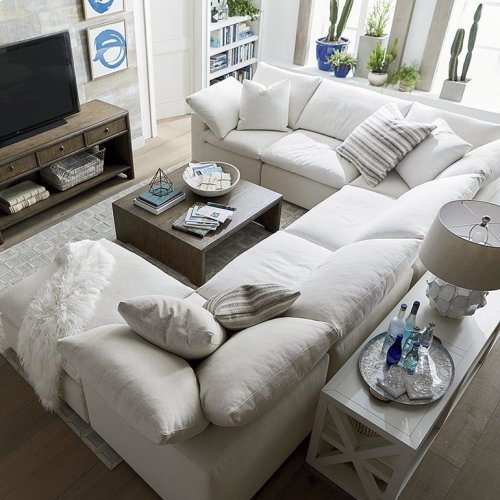 Envelop Small U-Shaped Sectional