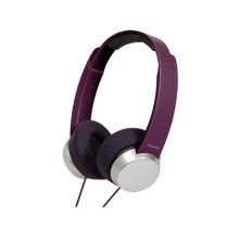 Street Style Monitor Headphones - Violet - RP-HXD3W-V