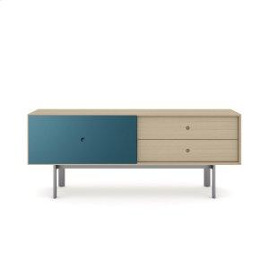 Bdi Furniture5229 Cabinet in Drift Oak Marine