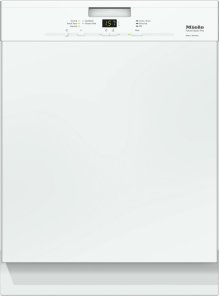 G 4925 U White Classic Plus Dishwasher