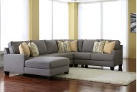 Chamberly 4 Pc RAF Sectional w/LAF Chaise Product Image