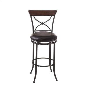 Hillsdale FurnitureCameron X-back Swivel Counter Stool