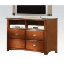 Oak TV Console