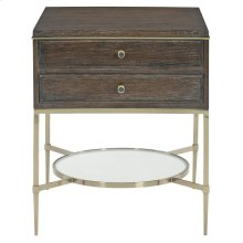 Clarendon Nightstand in Arabica (377)