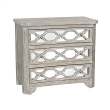 Davenport 3Dwr Chest