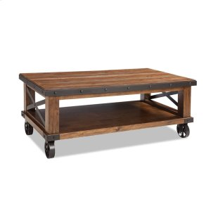 Intercon FurnitureTaos Coffee Table with Casters