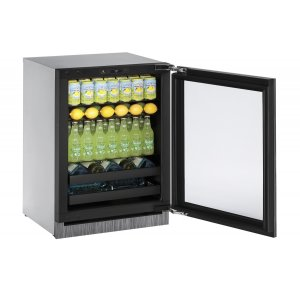 U-LineModular 3000 Series 60 Cm Beverage Centre With Integrated Frame Finish and Field Reversible Door Swing (220-240 Volts / 50 Hz)