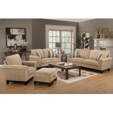 Opulence Taupe Sofa