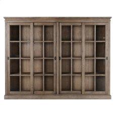 Buckland 4 Sliding Door Cabinet Product Image
