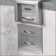 2-drawer unit