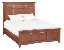 GAC McKenzie Queen Mantel Bed
